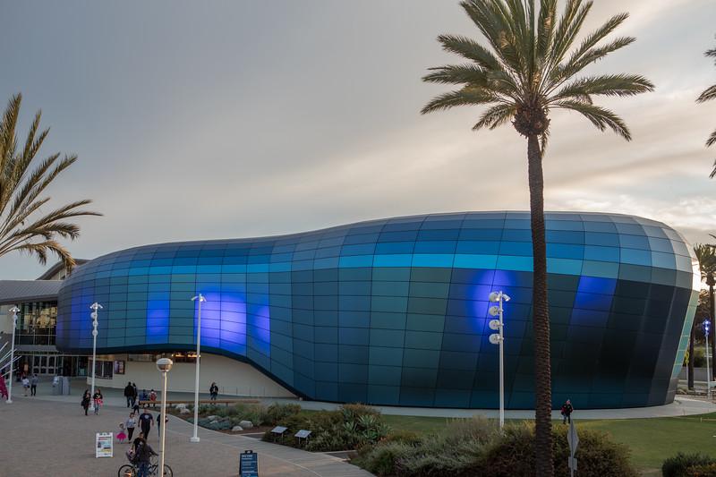 ATC Aquarium of the pacific 2020