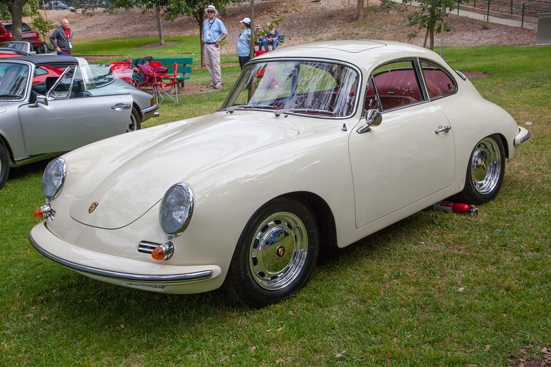 1965 Porsche 356SC Coupe, owned by Peter & Eve Chifo