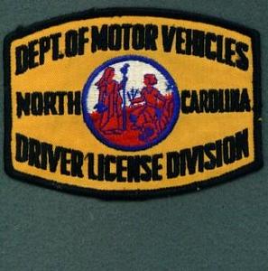 North Carolina Driver License Division
