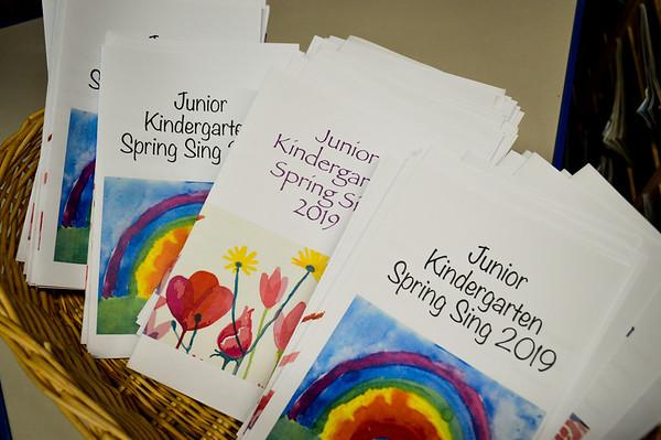 JK Spring Sing (04/30/19)
