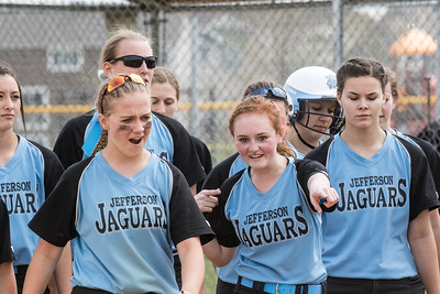 Jags Softball at Forest Lake Tournament