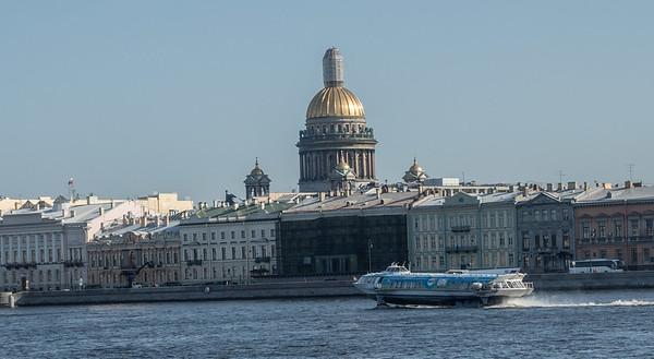 St Petersburg Russia- Sept 2017