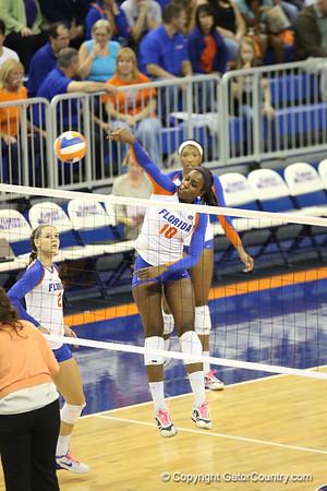 Volleyball vs Georgia 11/2/2012