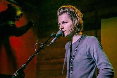 Hunter Sharpe @ The Mohawk