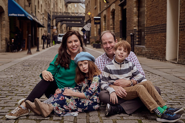 Family  Photo Session in London