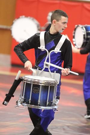 Hilton Drumline Show