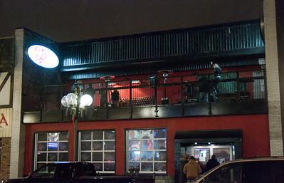 Windsor Ontario - December 31st, 2008