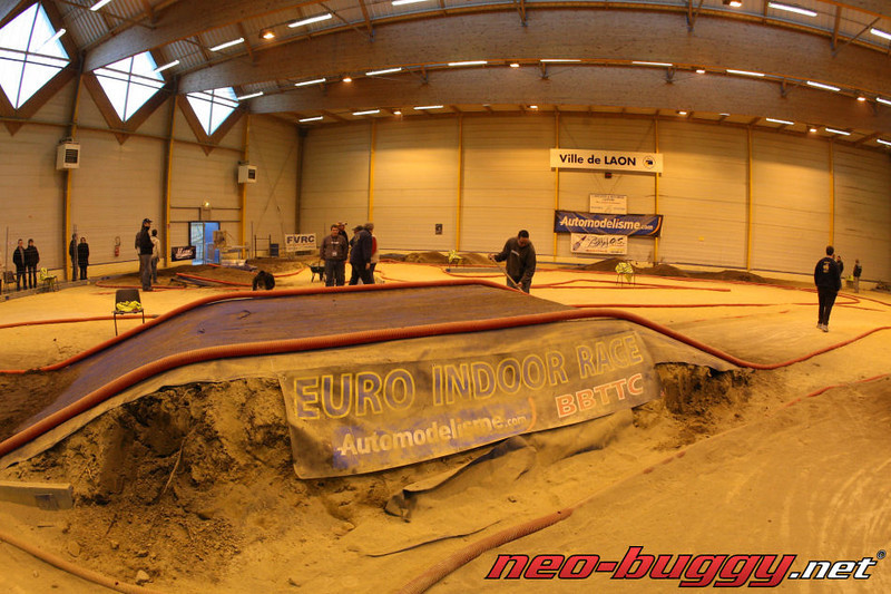 2008 Euro Indoor Race - Laon, France