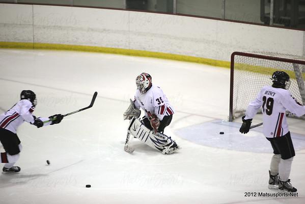 Houston Vs. North Pole 1-5-2012