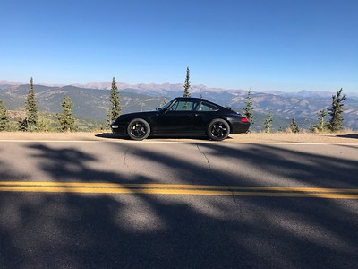 1995 Porsche 911(993)