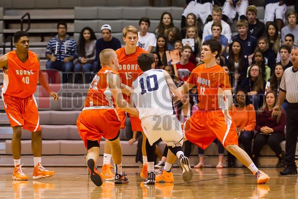 Boone Boys Varsity Basketball #12 - 2014
