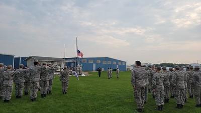 National Blue Beret 2021 - July 22