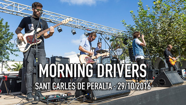 MORNING DRIVERS SANT CARLES