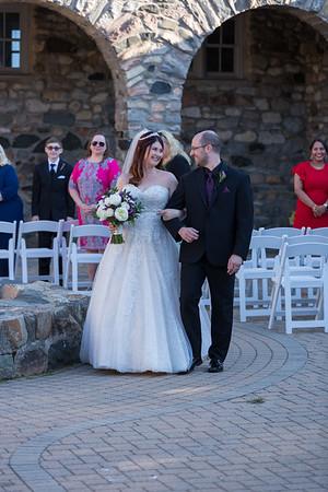 Myranda + Chris Wedding Castle Farms Charlevoix Michigan
