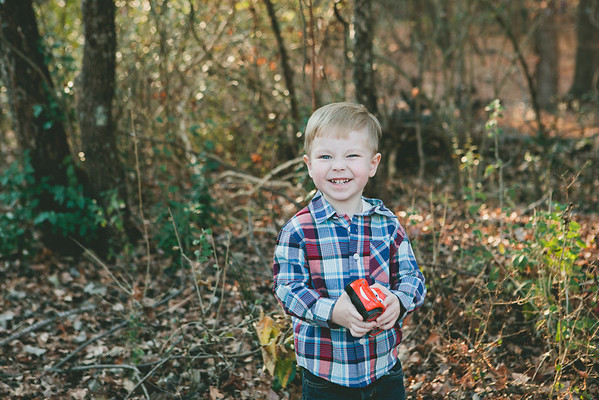 Will Clouser:: 3 Year