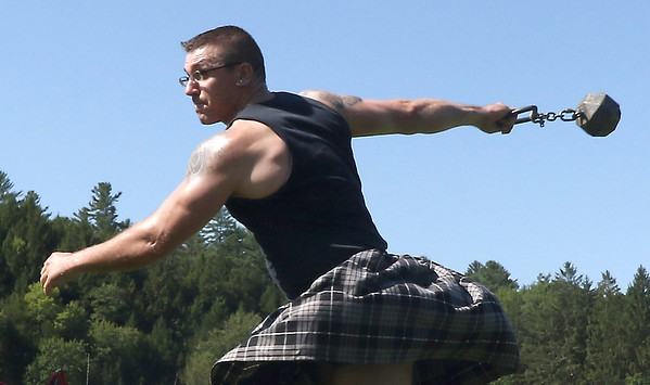 Quechee Highland Games, 2016