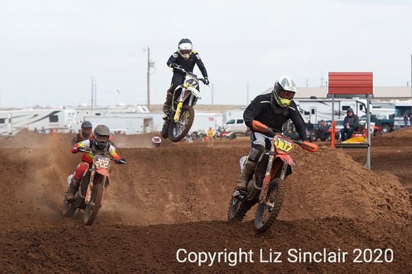 Motocross Saturday Liz's