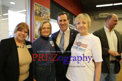Rick Santorum Omaha Booksigning 3-2315
