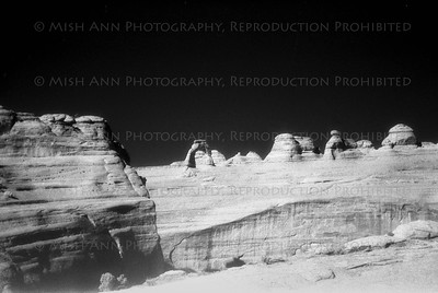 Infrared Arches NP
