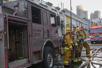 Boyd Incident (LAFD)