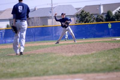 OE Soph. Baseball Vs Bolingbrook  2014