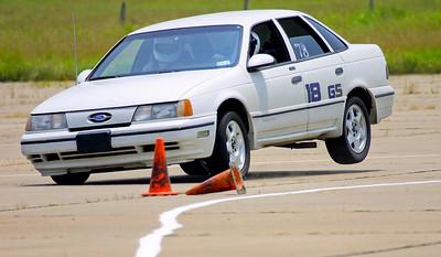 SCCA Racing - June 2002