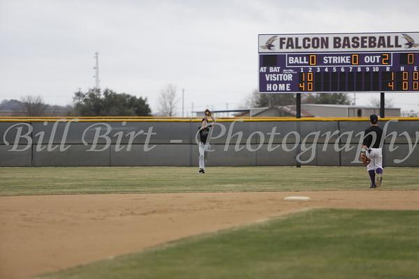 TCHS Baseball 15 - 16