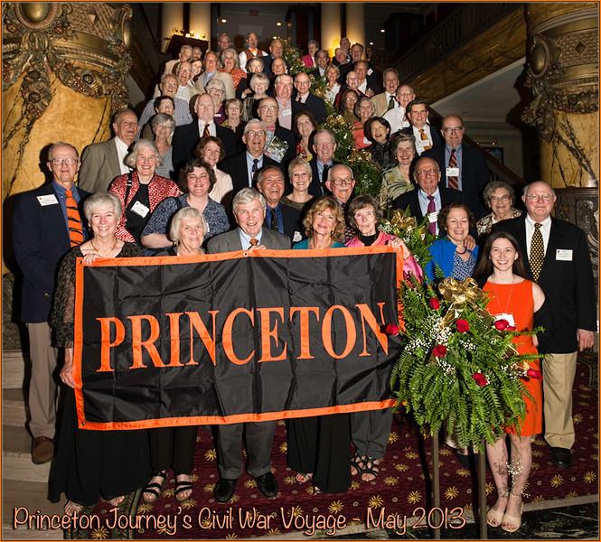 Princeton Group Shot- Ken Michaelchuck '68