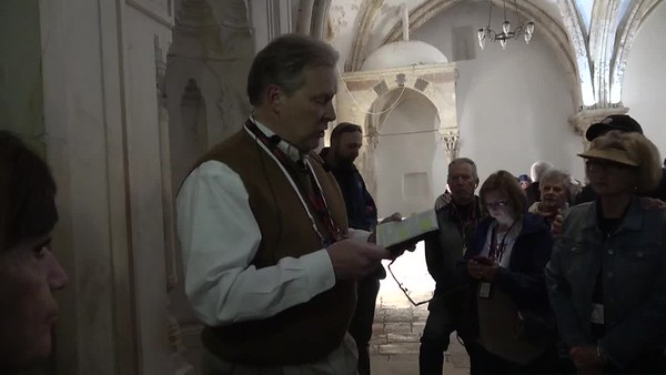 12 - Devotional in the Upper Room