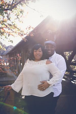 Engagement Session // LaShondra & Dion
