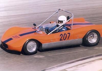 1965 Miller Crosley, Frank Rudolph