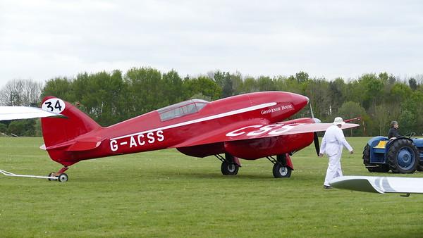 DH 88 De Havilland Comet