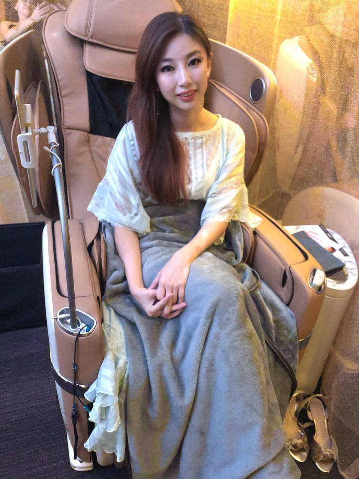 OSIM, uLove 2, 4-hand massage, 四手天王, massage chair