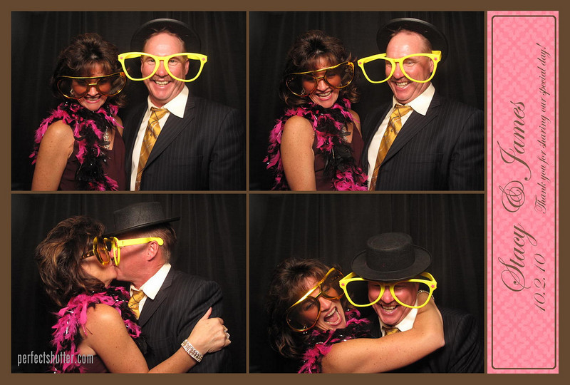 Windsor, ON: Stacey James WEdding Photo Booth Rental