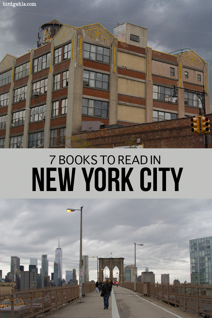 If you're a bookworm, here are some novels (and one non-fiction) about New York City which are best read whilst wandering around the city that never sleeps. #Reading #AmReading #NYC #NewYorkCity #Travel