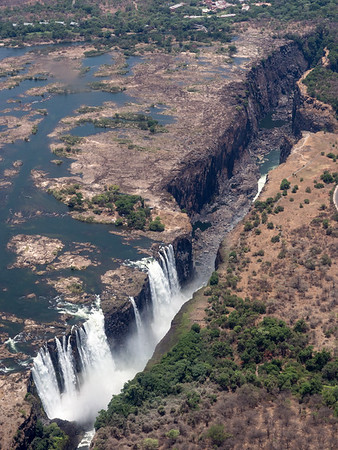 Africa 2016- Victoria Falls - Day 1,2,3