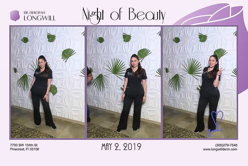 Night of Beauty 2019