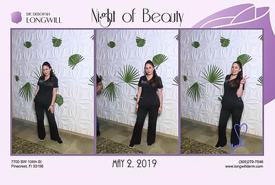 Night of Beauty 2019