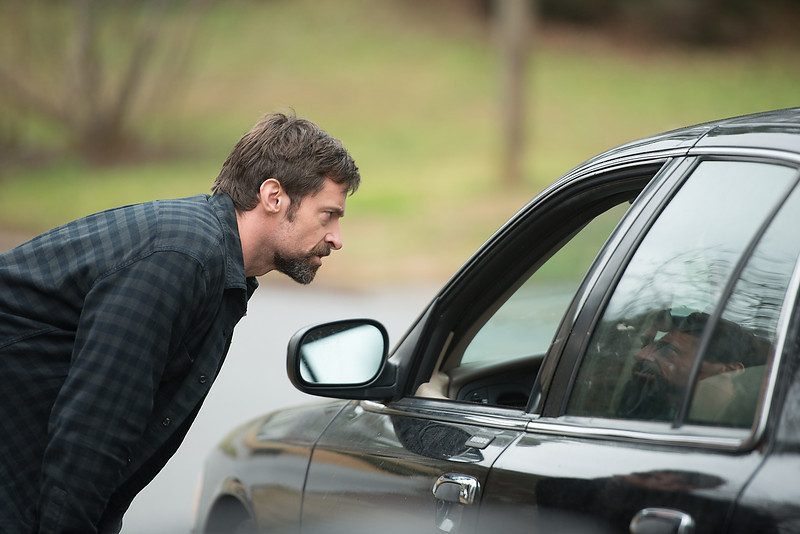 . Hugh Jackman as Keller Dover in \'Prisoners.\' (Wilson Webb/Warner Bros. Pictures)