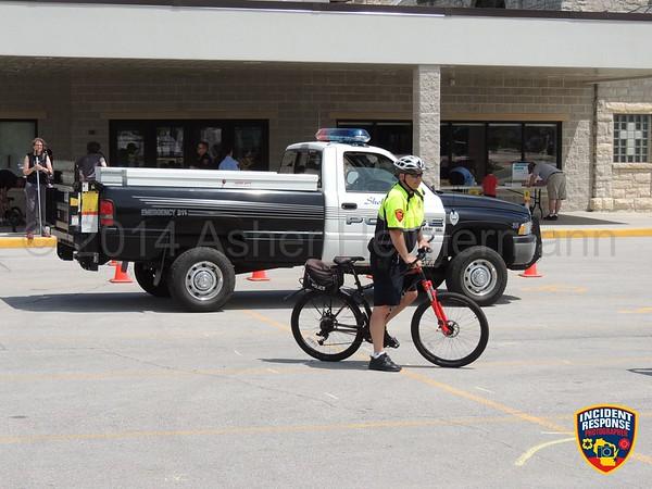 2014 Sheboygan Police Bicycle Rodeo