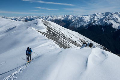 Craigieburn Range Ski Touring
