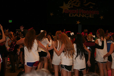 Dance Officers and Social Officers Camp
