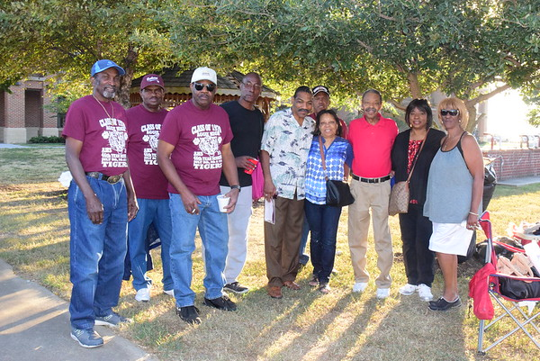Aggie Class of 1970 Tailgate