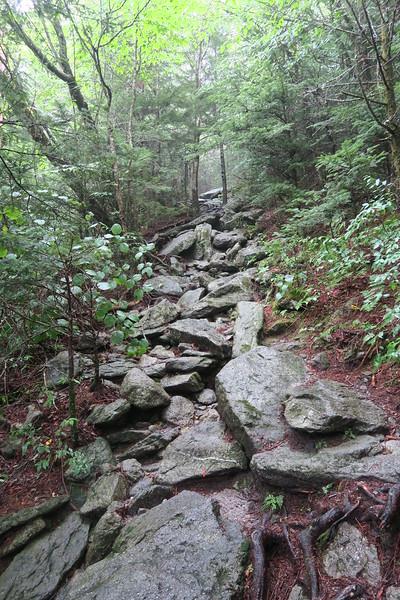 Underwood Trail -- 5,400'