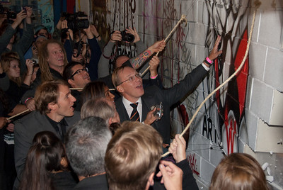 2009 Fall of Berlin Wall Event