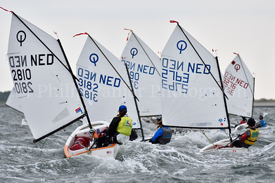 United4Sailing Roompot 2016 september 25 Optimist Class