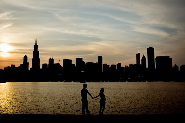 Ryan & Lety: Chicago Maternity Photographer | KLK Photography