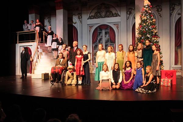 Delta Youth Theatre Annie 2017 Nov 29