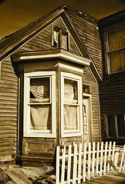 St. Elmo Bay Window