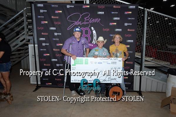 Winner Joe Beaver Labor Day  2019 Glenrose, TX